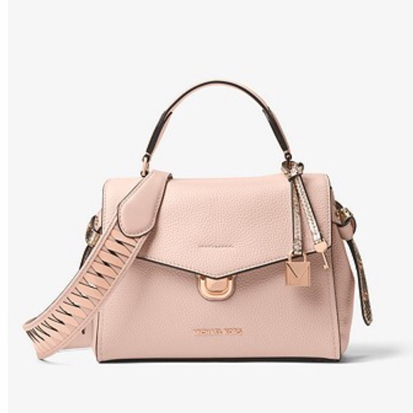 Michael Kors Handbags - Micheal Kors Woven Leather Shoulder Strap